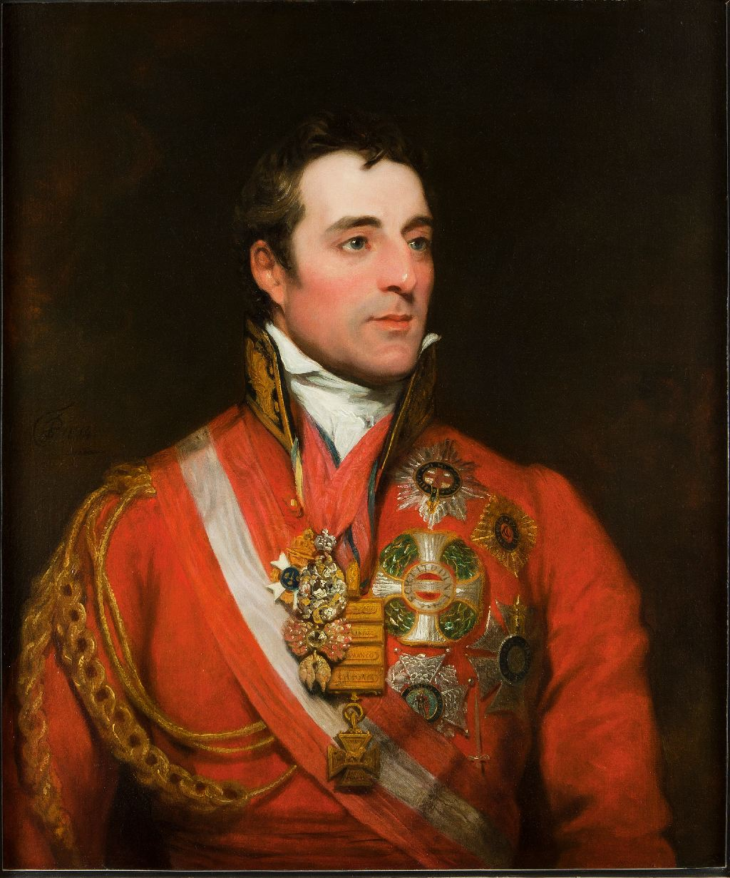The Duke Of Wellington On The Supremacy Of The Smallsword